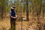 Tiwi fieldword, Photo: Bill La Marca